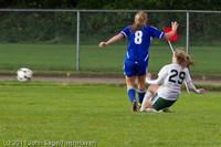 7280 Girls Varsity Soccer v Casc-Chr 101111