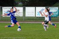 7296 Girls Varsity Soccer v Casc-Chr 101111