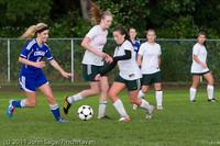7302 Girls Varsity Soccer v Casc-Chr 101111