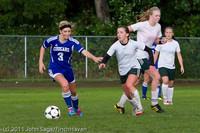 7304 Girls Varsity Soccer v Casc-Chr 101111