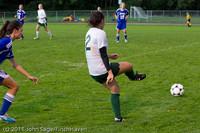 7322 Girls Varsity Soccer v Casc-Chr 101111