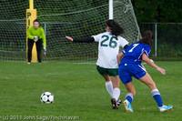 7406 Girls Varsity Soccer v Casc-Chr 101111
