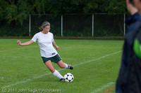 7455 Girls Varsity Soccer v Casc-Chr 101111