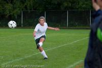 7457 Girls Varsity Soccer v Casc-Chr 101111
