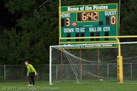 7550 Girls Varsity Soccer v Casc-Chr 101111
