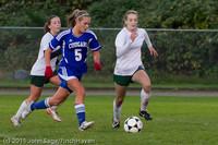7559 Girls Varsity Soccer v Casc-Chr 101111