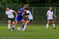 7570 Girls Varsity Soccer v Casc-Chr 101111