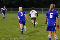 7689 Girls Varsity Soccer v Casc-Chr 101111