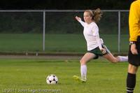 7717 Girls Varsity Soccer v Casc-Chr 101111