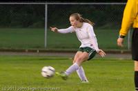 7719 Girls Varsity Soccer v Casc-Chr 101111