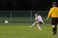 7720 Girls Varsity Soccer v Casc-Chr 101111