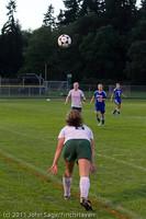 7753 Girls Varsity Soccer v Casc-Chr 101111