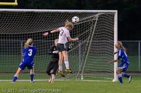 7804 Girls Varsity Soccer v Casc-Chr 101111