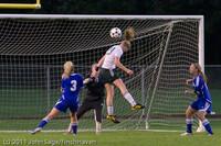 7805 Girls Varsity Soccer v Casc-Chr 101111