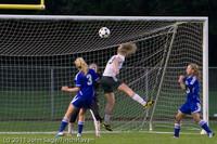 7806 Girls Varsity Soccer v Casc-Chr 101111