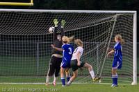 7808 Girls Varsity Soccer v Casc-Chr 101111