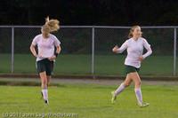 7845 Girls Varsity Soccer v Casc-Chr 101111