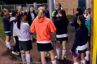7859 Girls Varsity Soccer v Casc-Chr 101111