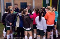 7864 Girls Varsity Soccer v Casc-Chr 101111