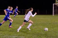 8305 Girls Varsity Soccer v Casc-Chr 101111