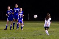 8363 Girls Varsity Soccer v Casc-Chr 101111