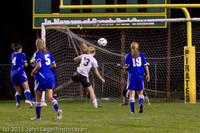 8369 Girls Varsity Soccer v Casc-Chr 101111