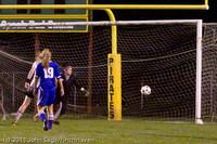8373 Girls Varsity Soccer v Casc-Chr 101111