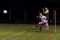 8392 Girls Varsity Soccer v Casc-Chr 101111