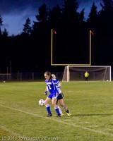 8427 Girls Varsity Soccer v Casc-Chr 101111