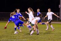 8458 Girls Varsity Soccer v Casc-Chr 101111