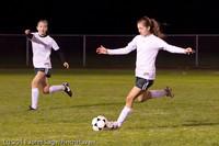 8463 Girls Varsity Soccer v Casc-Chr 101111