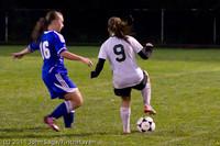 8501 Girls Varsity Soccer v Casc-Chr 101111