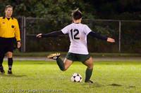 8527 Girls Varsity Soccer v Casc-Chr 101111