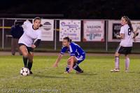 8535 Girls Varsity Soccer v Casc-Chr 101111