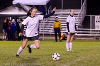 8557 Girls Varsity Soccer v Casc-Chr 101111