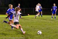 8725 Girls Varsity Soccer v Casc-Chr 101111