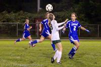 8739 Girls Varsity Soccer v Casc-Chr 101111