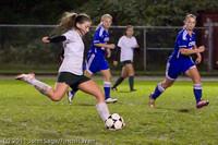 8771 Girls Varsity Soccer v Casc-Chr 101111