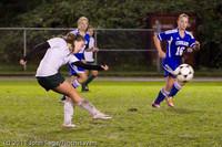8773 Girls Varsity Soccer v Casc-Chr 101111