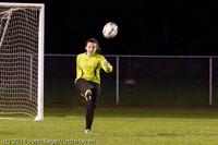 8799 Girls Varsity Soccer v Casc-Chr 101111