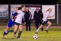 8809 Girls Varsity Soccer v Casc-Chr 101111
