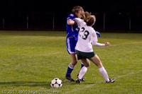 8828 Girls Varsity Soccer v Casc-Chr 101111