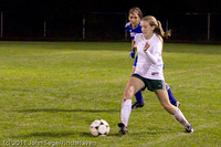 8831 Girls Varsity Soccer v Casc-Chr 101111