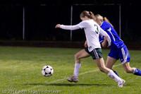 8881 Girls Varsity Soccer v Casc-Chr 101111