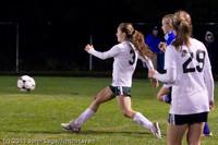 8883 Girls Varsity Soccer v Casc-Chr 101111