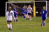 8919 Girls Varsity Soccer v Casc-Chr 101111