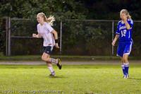8921 Girls Varsity Soccer v Casc-Chr 101111