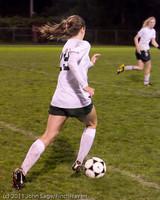 8966 Girls Varsity Soccer v Casc-Chr 101111