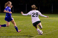 8973 Girls Varsity Soccer v Casc-Chr 101111