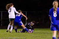 9020 Girls Varsity Soccer v Casc-Chr 101111